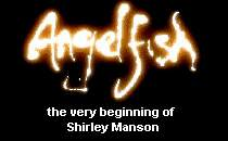 AngelFish,the very beginning of Shirley Manson